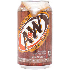 Напиток AnW Root Beer