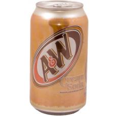 Напиток AnW Cream Soda 355 мл