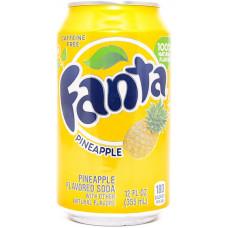 Напиток Fanta Ананас