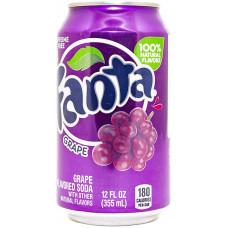 Напиток Fanta Виноград