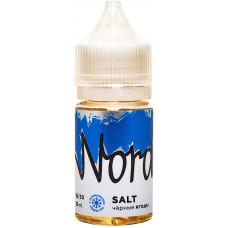 Жидкость Nord Salt 30 мл VG/PG 50/50 Чёрные Ягоды 36 мг/мл