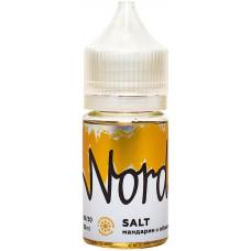 Жидкость Nord Salt 30 мл VG/PG 50/50 Мандарин Облепиха 36 мг/мл