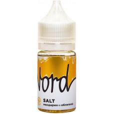 Жидкость Nord Salt 30 мл VG/PG 50/50 Мандарин Облепиха 24 мг/мл