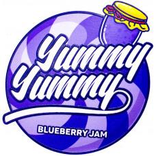 Стикер Yummy Blueberry Jam