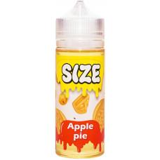 Жидкость Size 120 мл Apple Pie 0 мг/мл