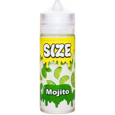 Жидкость Size 120 мл Mojito 0 мг/мл