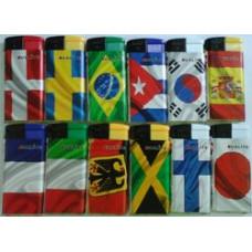 Зажигалка Luxlite Флаг XHD 8111