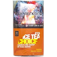 Табак сигаретный MAC BAREN Choice Ice Tea Finecut