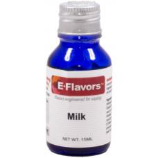 Ароматизатор E-Flavors Молоко Milk 15 мл NicVape