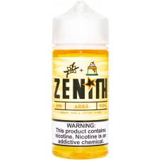 Жидкость Zenith 100 мл Aries 3 мг/мл Ванильный заварной крем