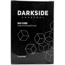 Уголь для кальяна Darkside Big Cube 72 куб. 25х25х25 1000 гр