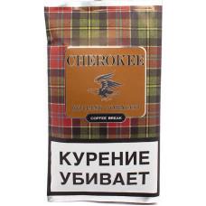 Табак CHEROKEE сигаретный Coffee Break (Kофе брейк) 25 г (кисет)