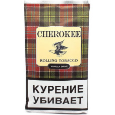 Табак CHEROKEE сигаретный Vanilla Drive (Ванилла драйв) 25 г (кисет)