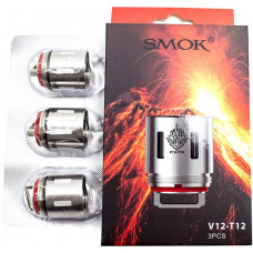Испаритель Smok TFV12 V12-T12 0.12 Ом 130-200W best 60-350W