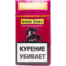 Сигариллы Good Times Remington 20 шт Cherry