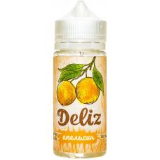 Жидкость Deliz 100 мл Апельсин 3 мг/мл