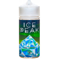Жидкость Ice Peak 100 мл Киви - клубника (Кислый Фрукт) 3 мг/мл
