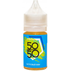 Жидкость 50/50  30 мл Кактусовый Киви 6 мг/мл