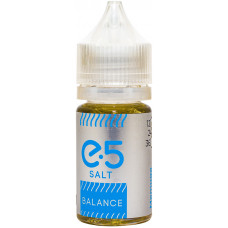 Жидкость E5 Salt 30 мл Balance 12 мг/мл