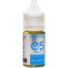 Жидкость E5 Salt 30 мл Balance 36 мг/мл