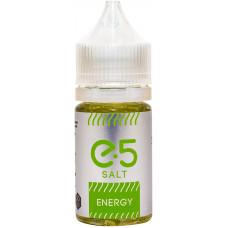 Жидкость E5 Salt 30 мл Energy 24 мг/мл