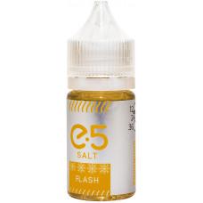 Жидкость E5 Salt 30 мл Flash 12 мг/мл