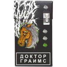 Жидкость Doctor Grimes Universal 29 мл Darker Horse 0 мг/мл комплект 2в1