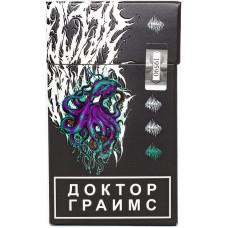 Жидкость Doctor Grimes Universal 29 мл Doom Mantle 0 мг/мл комплект 2в1