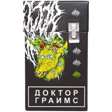 Жидкость Doctor Grimes Universal 29 мл Greenthorn 0 мг/мл комплект 2в1