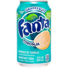 Напиток Fanta Грейпфрут 355 мл