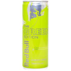 Напиток RedBull 0.25л Green Киви яблоко