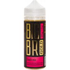 Жидкость Big Bro Gold 2 120 мл Fresh Mix 3 мг/мл