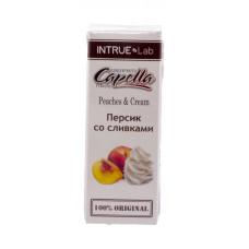 Ароматизатор Capella Персик со сливками Peaches n Cream 10 мл