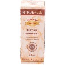 Жидкость INTRUE Lab Vaperior 30 мл Пятый элемент 01.5 мг/мл VG/PG 70/30