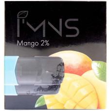 Картридж IMNS Mango 2-Pack 1.6 мл 20 мг