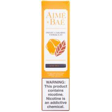 Вейп AIME X BAE Sweet Caramel Tobacco 5% Одноразовый