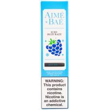 Вейп AIME X BAE Iced Blue Razz 5% Одноразовый