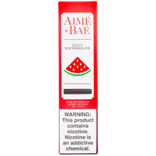 Вейп AIME X BAE Juicy Watermelon 5% Одноразовый