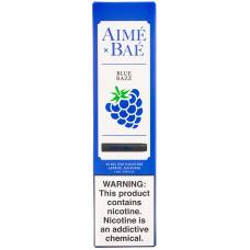 Вейп AIME X BAE Blue Razz 5% Одноразовый