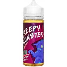 Жидкость Creepy Monster 120 мл Cream Cookies 3 мг/мл Сливочное печенье