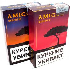 Сигариллы Amigos Medium Ваниль 10 шт