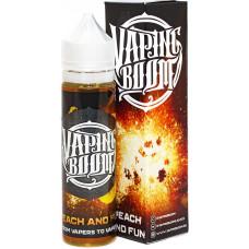 Жидкость Vaping Boom 60 мл Peach Fun 3 мг/мл