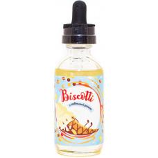 Жидкость Royz Biscotti 55 мл Сливочный Рожок 0 мг/мл