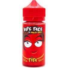 Жидкость Vape Face by Angry Vape 100 мл Fifa 0 мг/мл