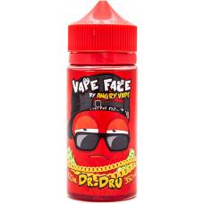 Жидкость Vape Face by Angry Vape 100 мл Dr.Dru 0 мг/мл