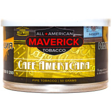 Табак трубочный MAVERICK Cafe Americana 50 гр (банка)