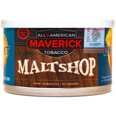Табак трубочный MAVERICK Malt Shop 50 гр (банка)
