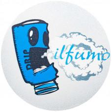 Наклейка ilfumo Blue Drip