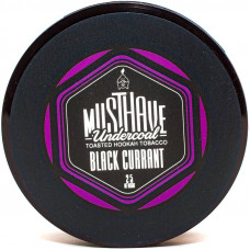 Табак Must Have 25 гр Undercoal Black Currant