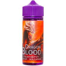 Жидкость Dragon Blood 120 мл Грейпфрут Личи Малина 6 мг/мл